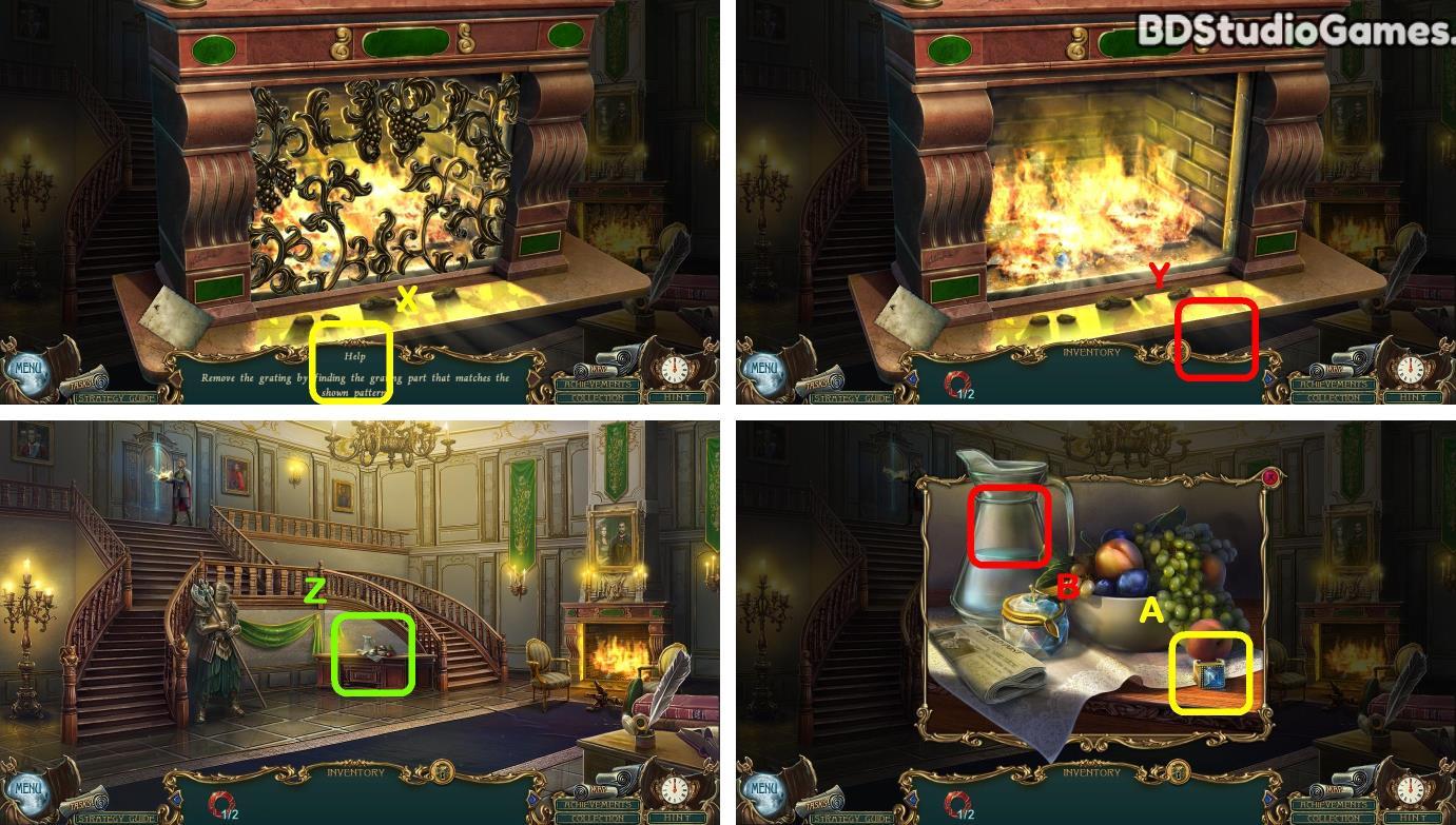 Haunted Legends: Twisted Fate Walkthrough Screenshot 0010