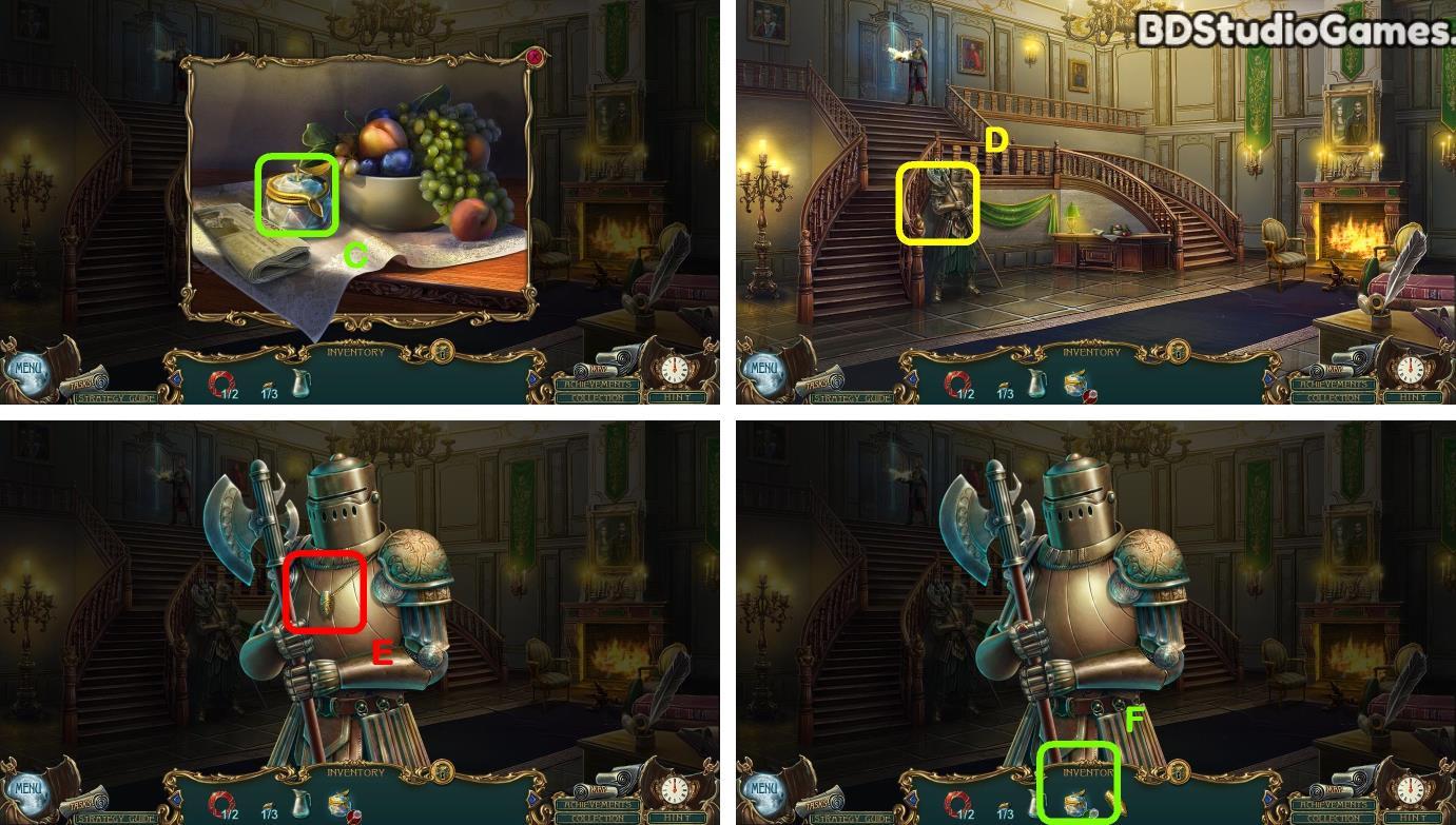 Haunted Legends: Twisted Fate Walkthrough Screenshot 0011