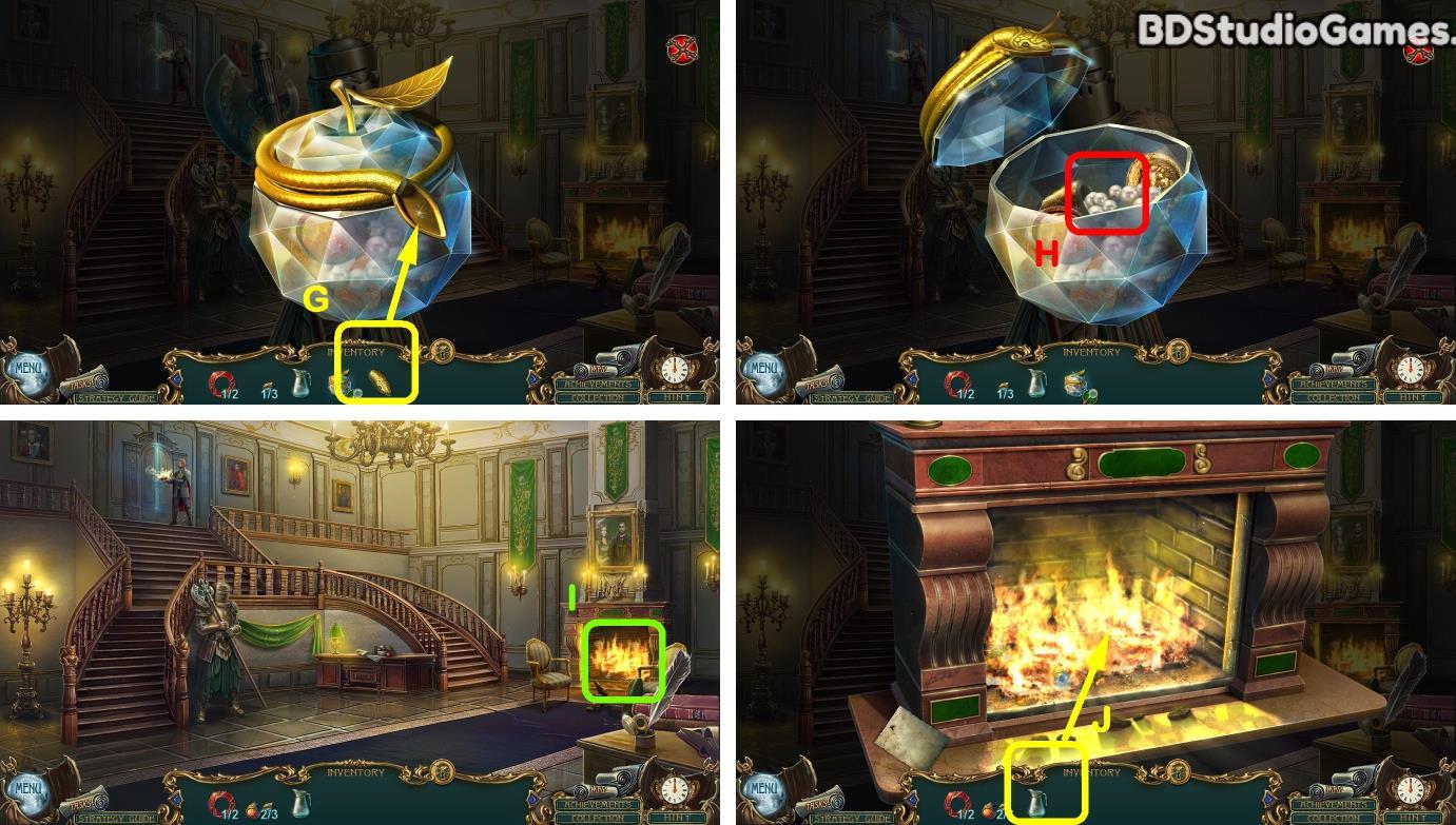 Haunted Legends: Twisted Fate Walkthrough Screenshot 0012