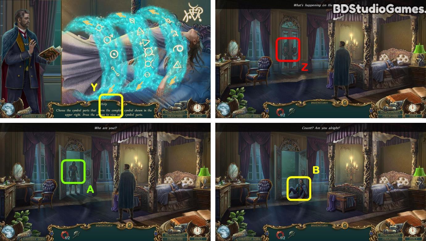 Haunted Legends: Twisted Fate Walkthrough Screenshot 0016