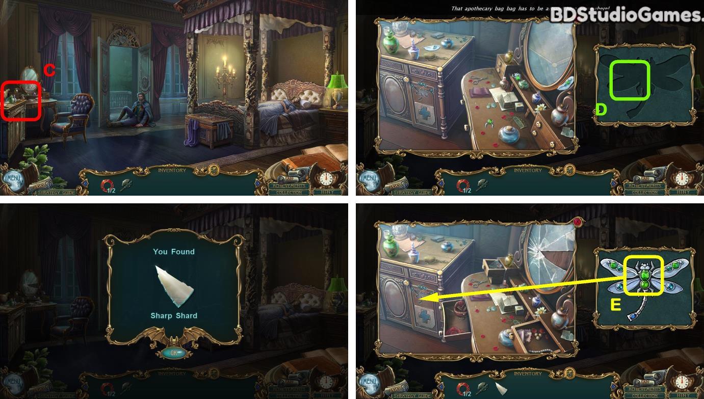Haunted Legends: Twisted Fate Walkthrough Screenshot 0017