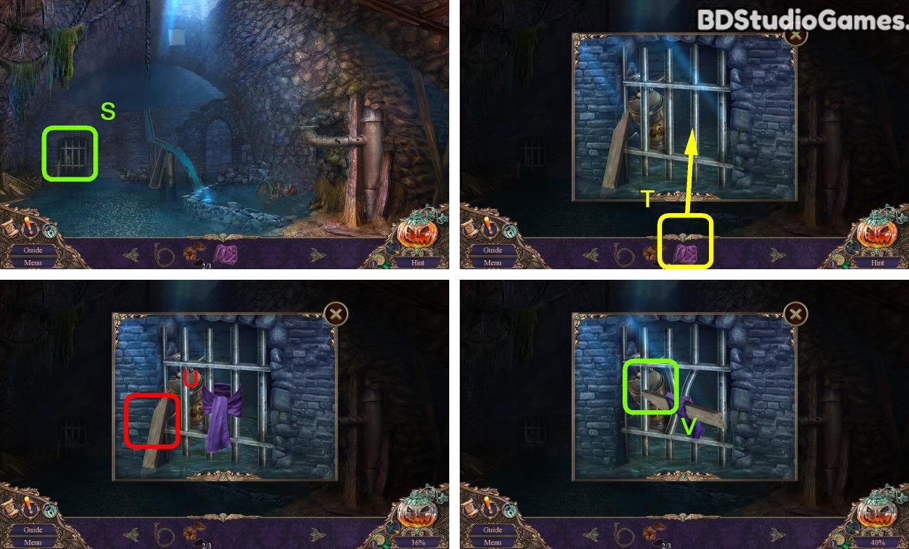 Haunted Manor: Halloween's Uninvited Guest Bonus Chapter Walkthrough Screenshot 0027