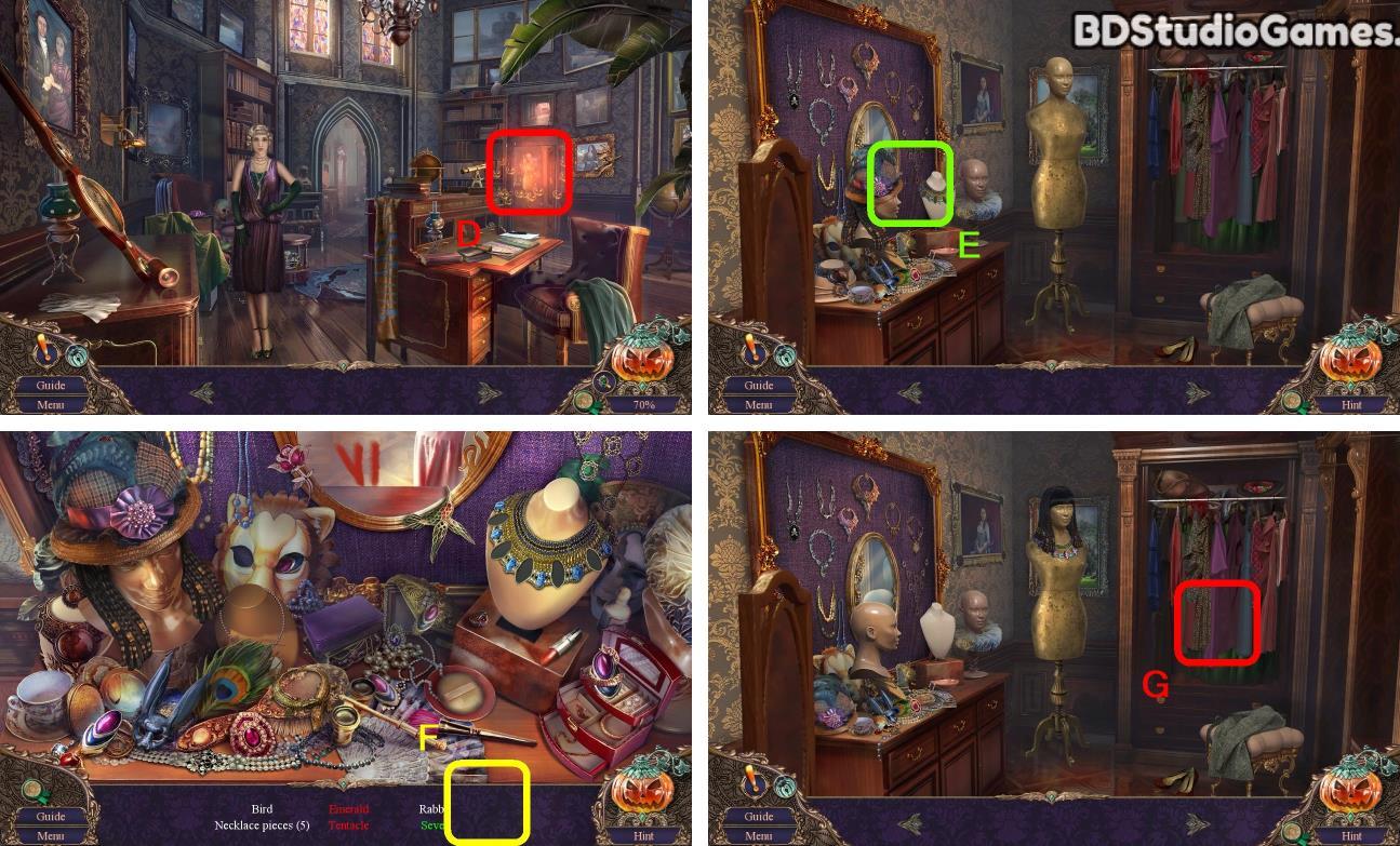 Haunted Manor: Halloween's Uninvited Guest Walkthrough Screenshot 0002