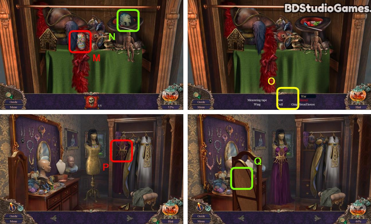 Haunted Manor: Halloween's Uninvited Guest Walkthrough Screenshot 0004