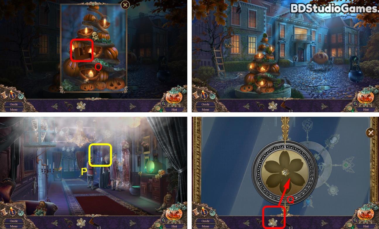 Haunted Manor: Halloween's Uninvited Guest Walkthrough Screenshot 0017