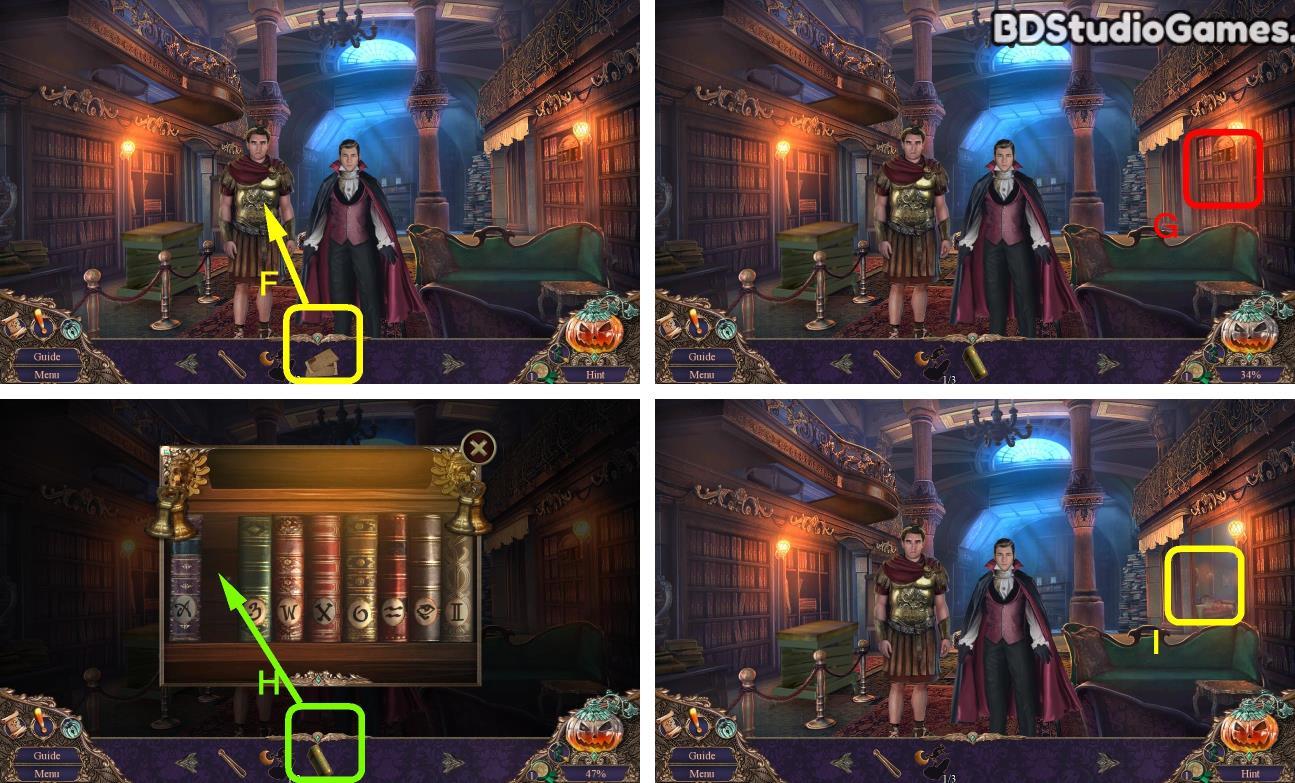 Haunted Manor: Halloween's Uninvited Guest Walkthrough Screenshot 0119