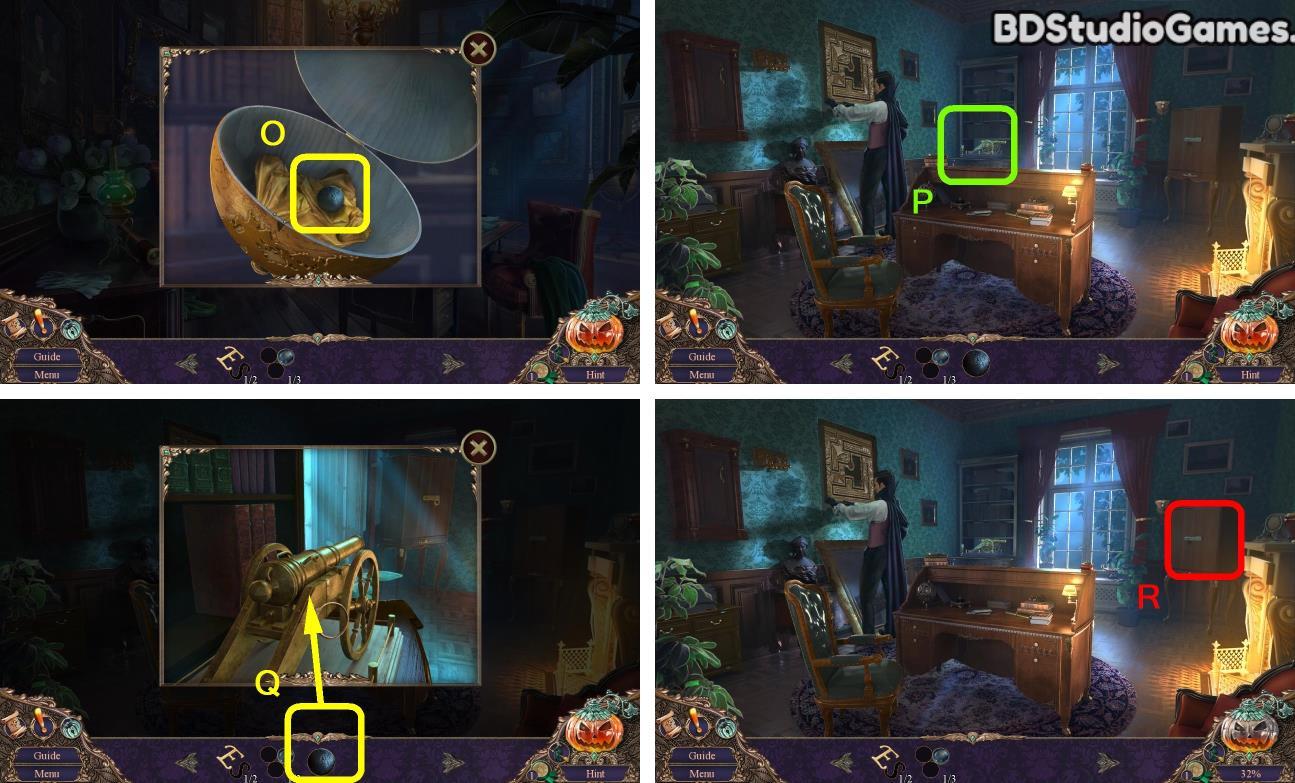 Haunted Manor: Halloween's Uninvited Guest Walkthrough Screenshot 0127