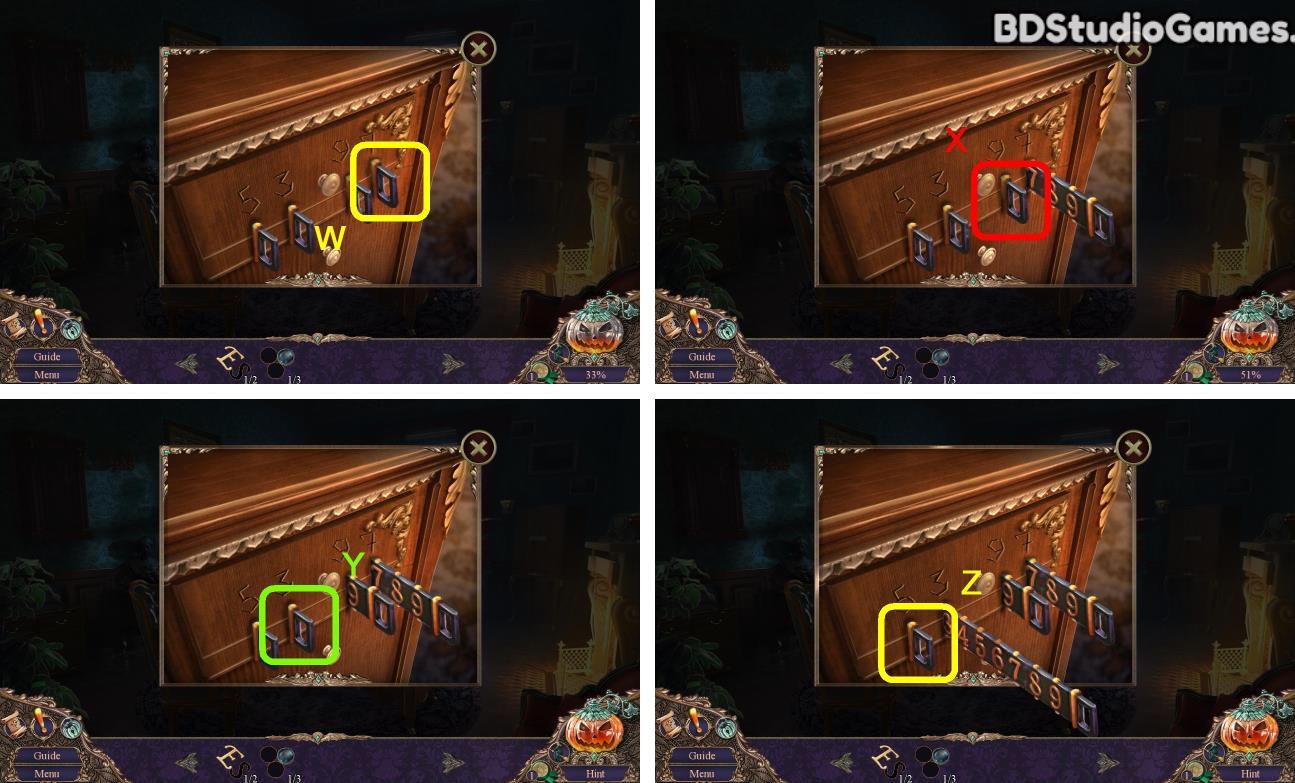 Haunted Manor: Halloween's Uninvited Guest Walkthrough Screenshot 0129