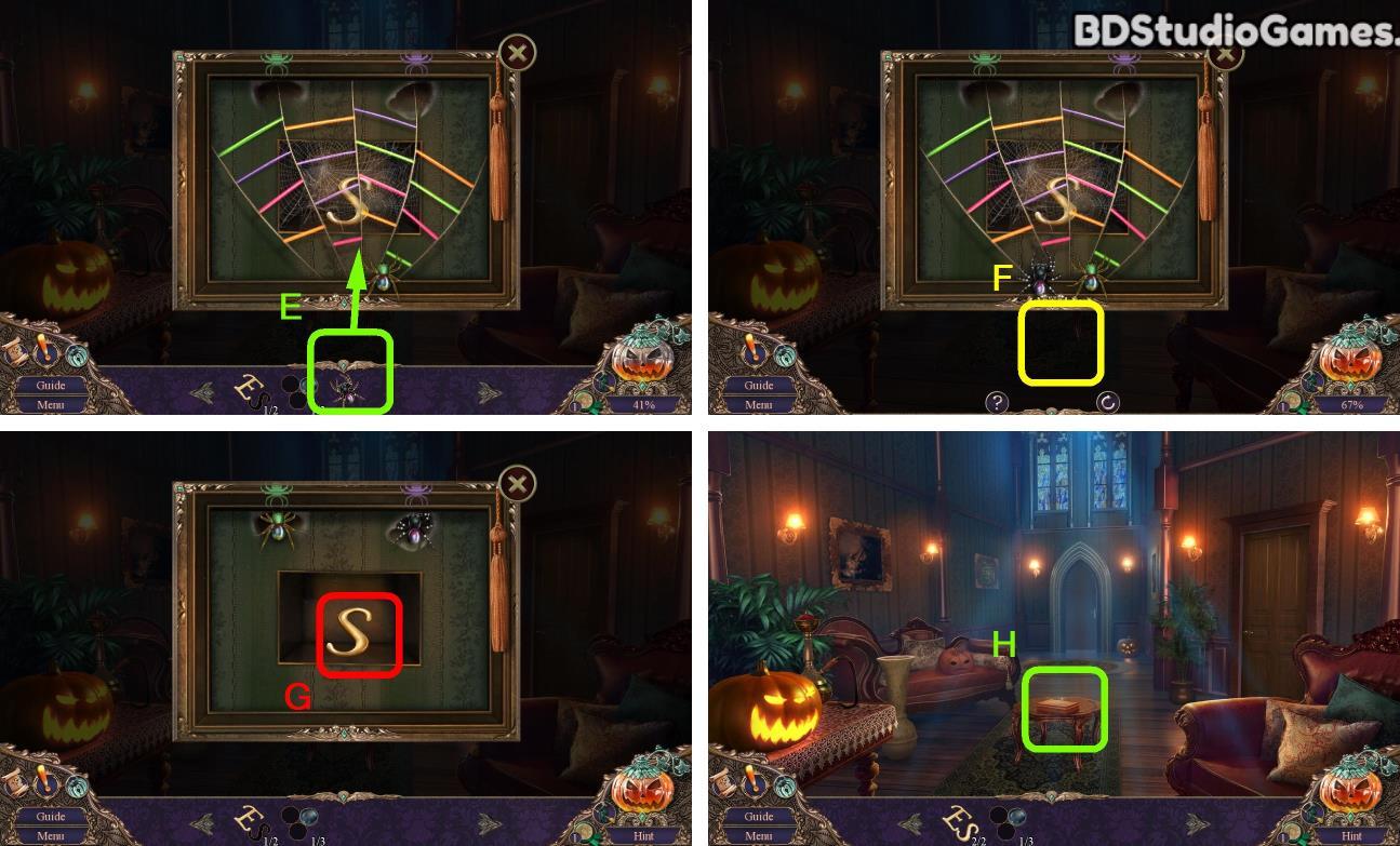 Haunted Manor: Halloween's Uninvited Guest Walkthrough Screenshot 0131