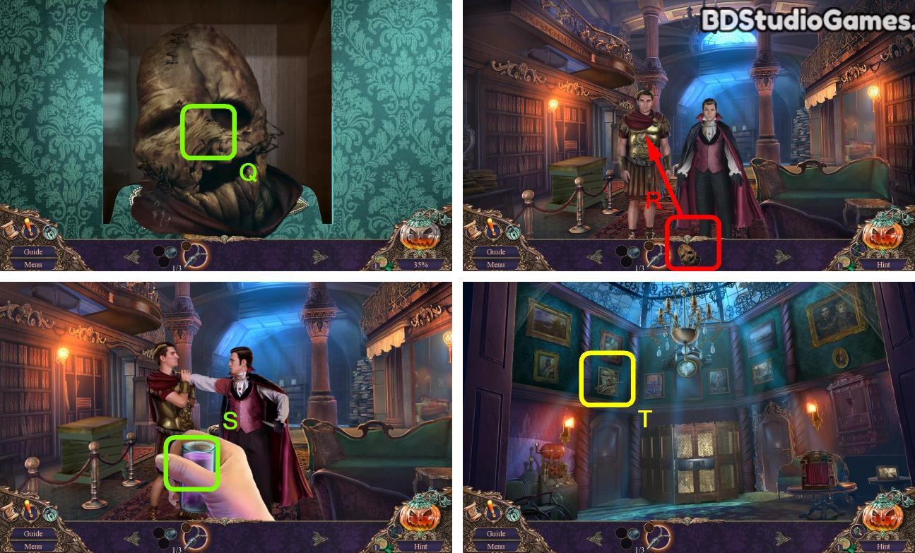 Haunted Manor: Halloween's Uninvited Guest Walkthrough Screenshot 0134