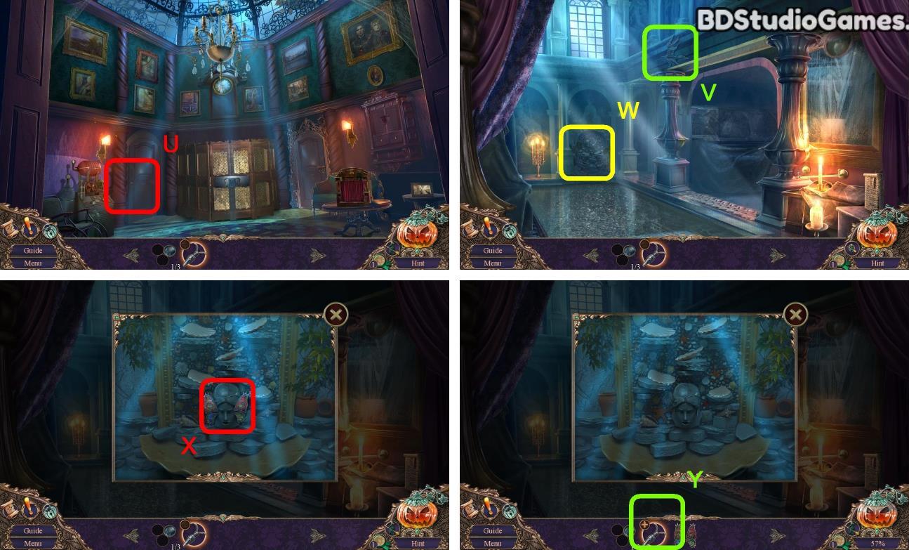 Haunted Manor: Halloween's Uninvited Guest Walkthrough Screenshot 0135