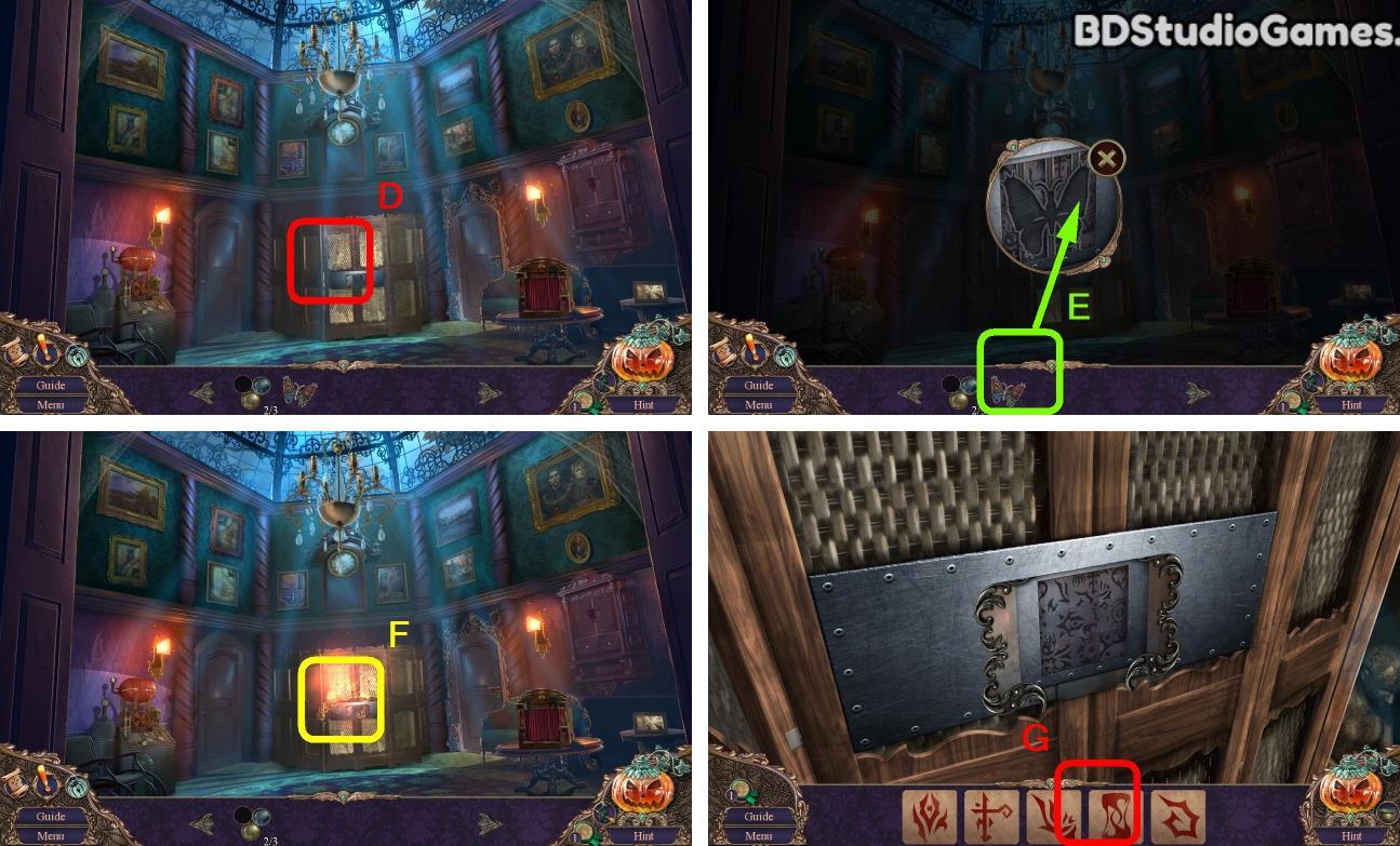 Haunted Manor: Halloween's Uninvited Guest Walkthrough Screenshot 0137