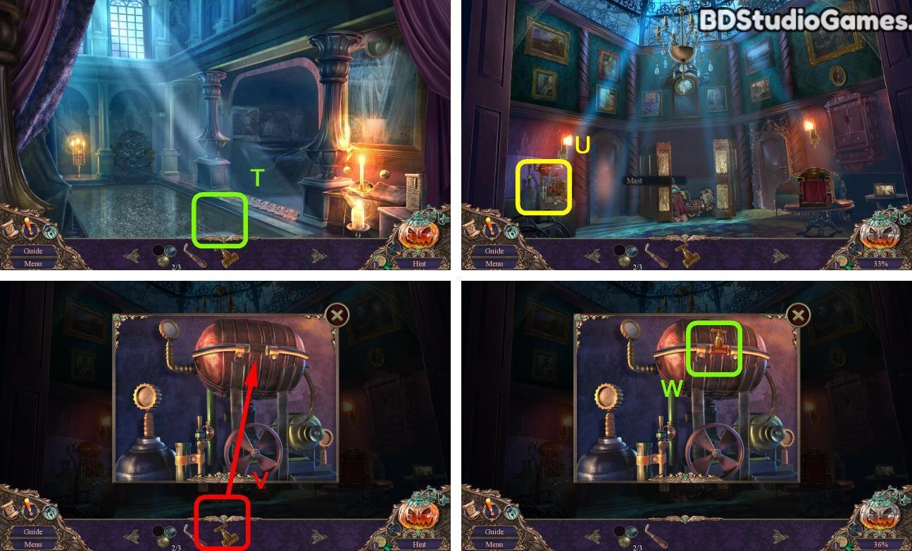 Haunted Manor: Halloween's Uninvited Guest Walkthrough Screenshot 0141