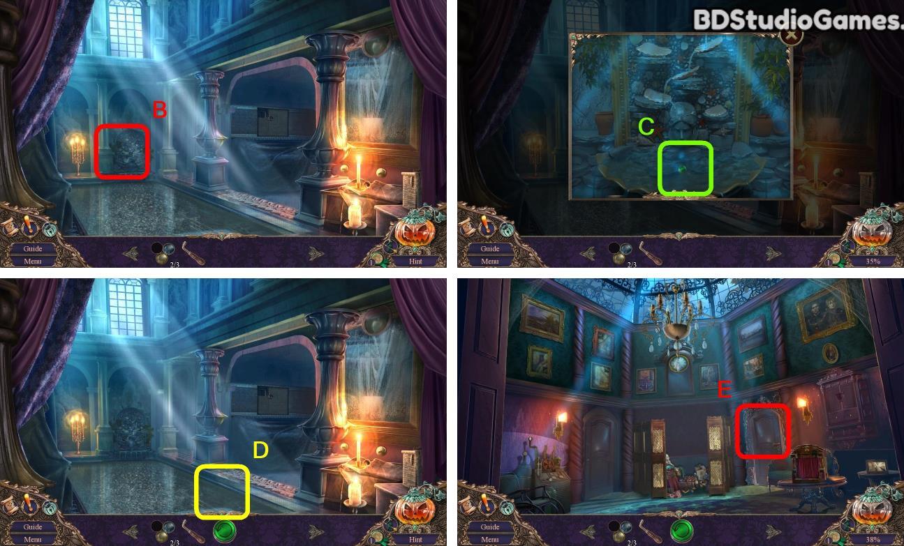 Haunted Manor: Halloween's Uninvited Guest Walkthrough Screenshot 0143