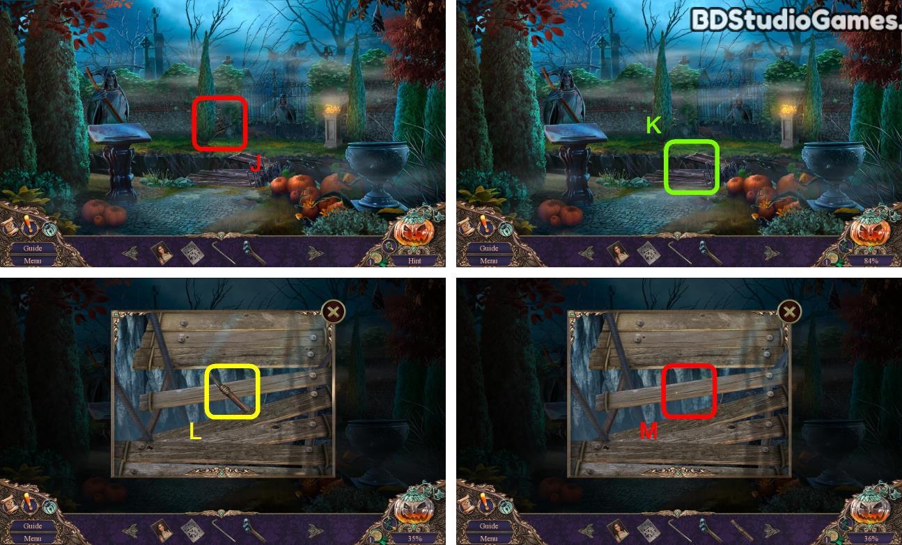 Haunted Manor: Halloween's Uninvited Guest Walkthrough Screenshot 0157