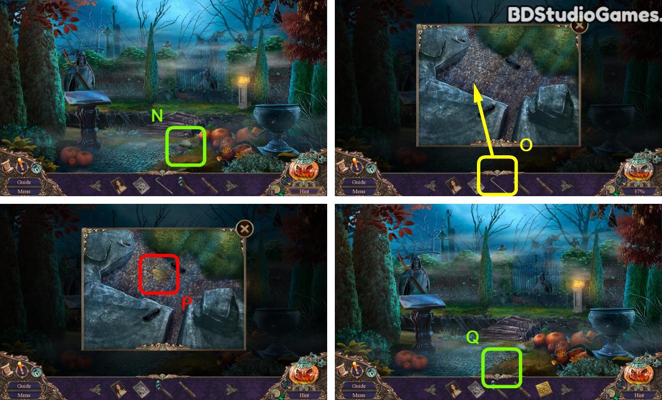 Haunted Manor: Halloween's Uninvited Guest Walkthrough Screenshot 0158
