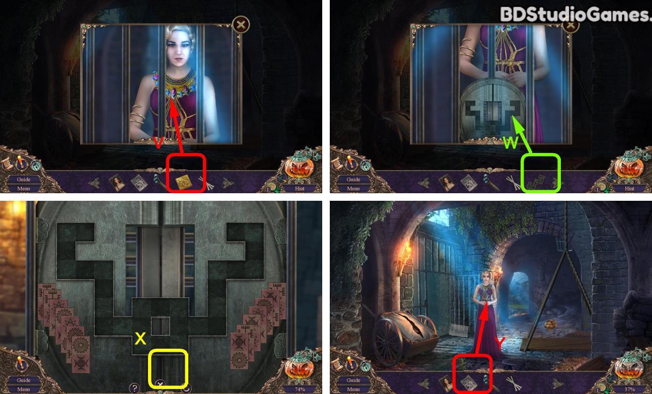 Haunted Manor: Halloween's Uninvited Guest Walkthrough Screenshot 0160