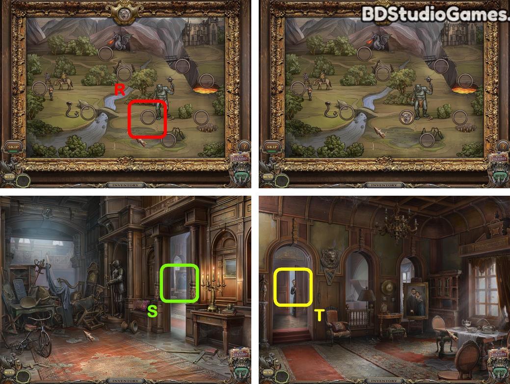 Haunted Manor: Queen of Death Walkthrough Screenshot 0042
