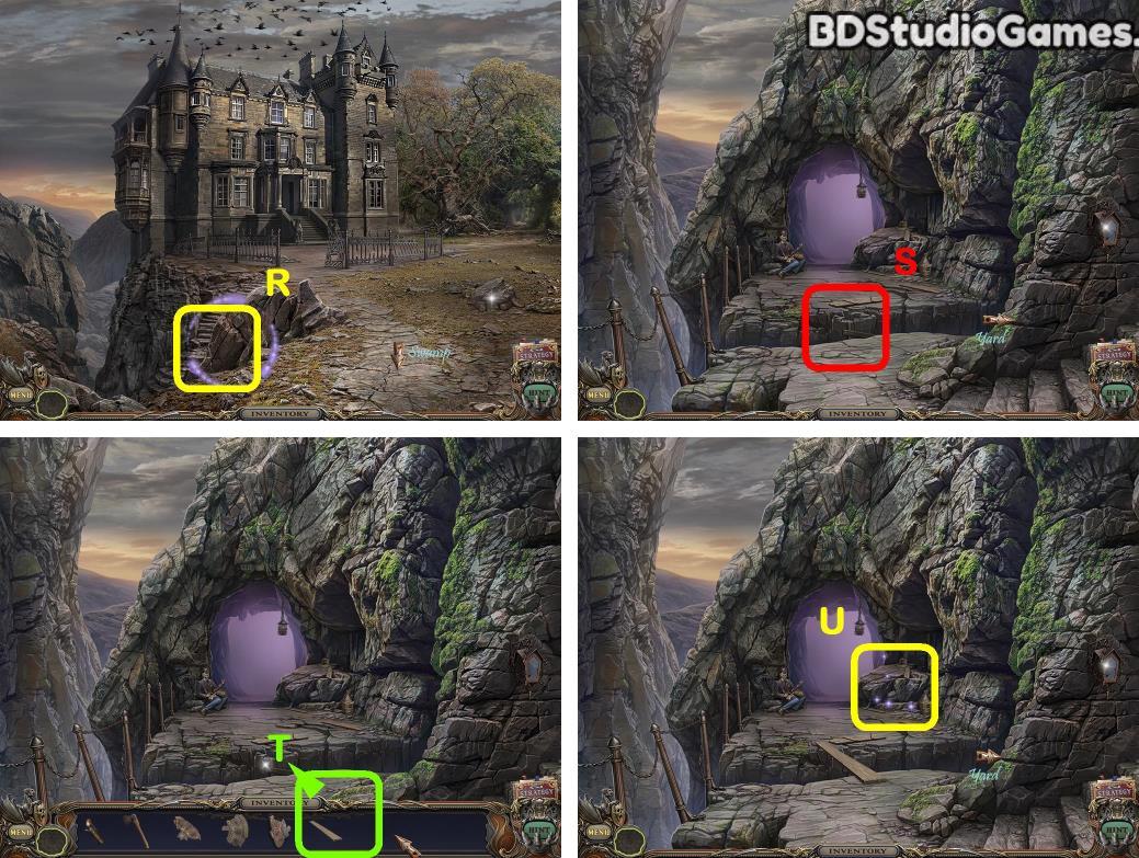 Haunted Manor: Queen of Death Walkthrough Screenshot 0049