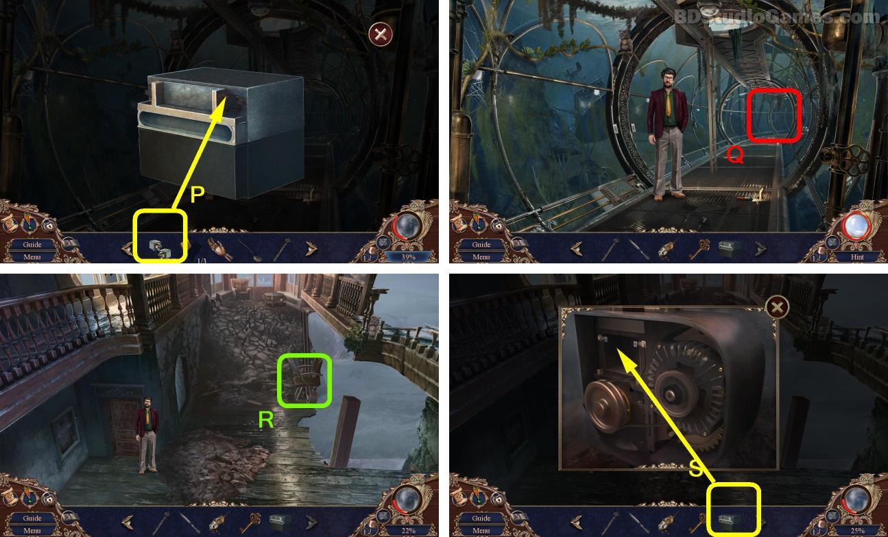 Haunted Manor: The Last Reunion Walkthrough Screenshot