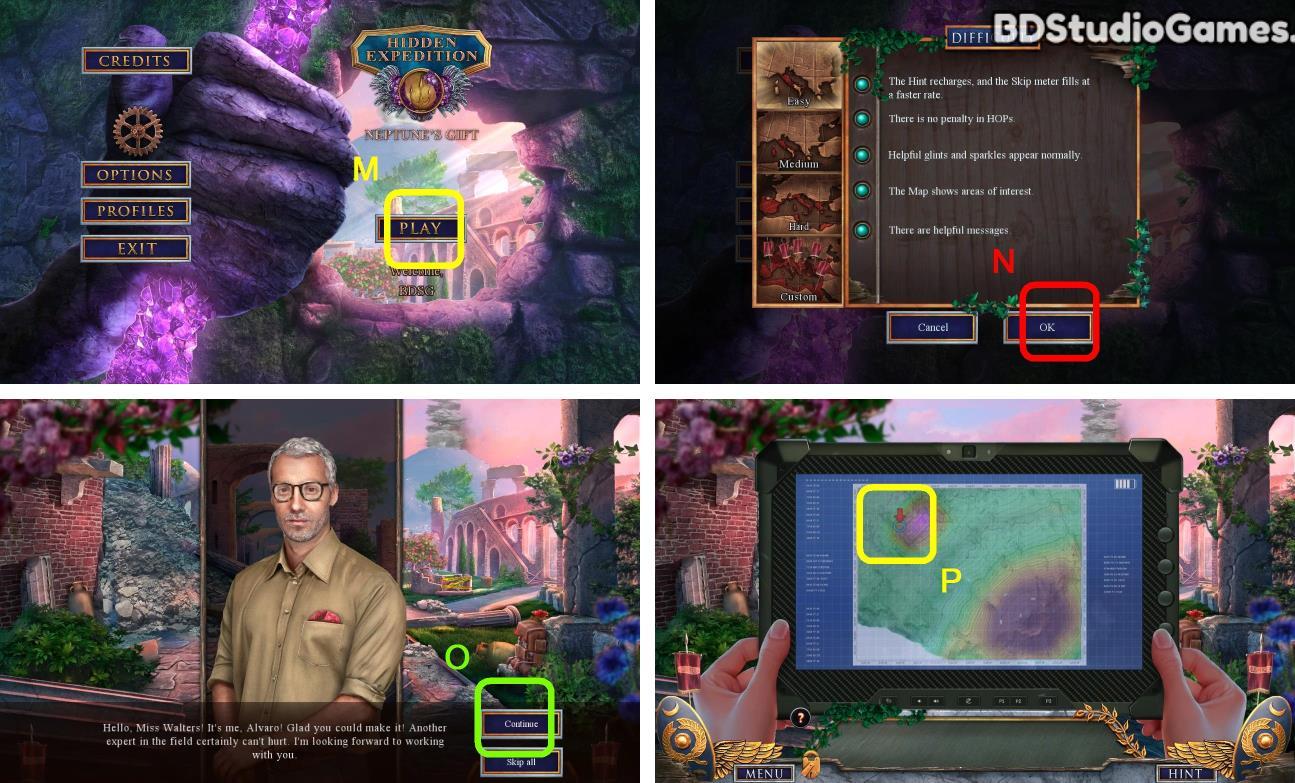 Hidden Expedition: Neptune's Gift Walkthrough Screenshot 0001