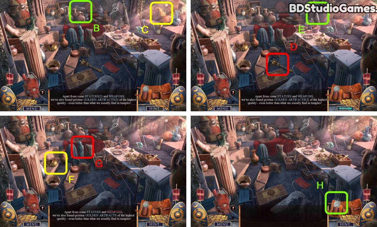 Hidden Expedition: Neptune's Gift Walkthrough Screenshot 0011