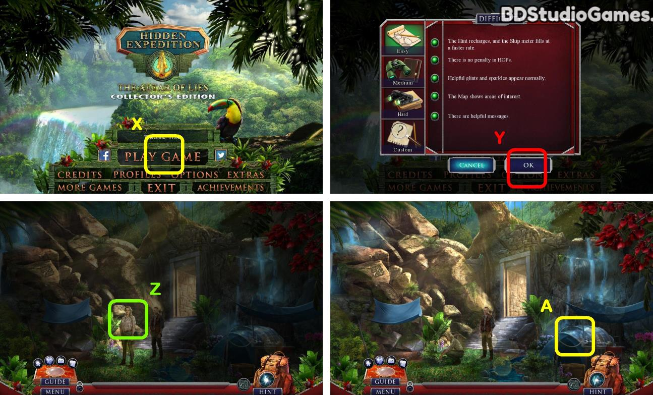 Hidden Expedition: The Altar of Lies Walkthrough Screenshot 0001