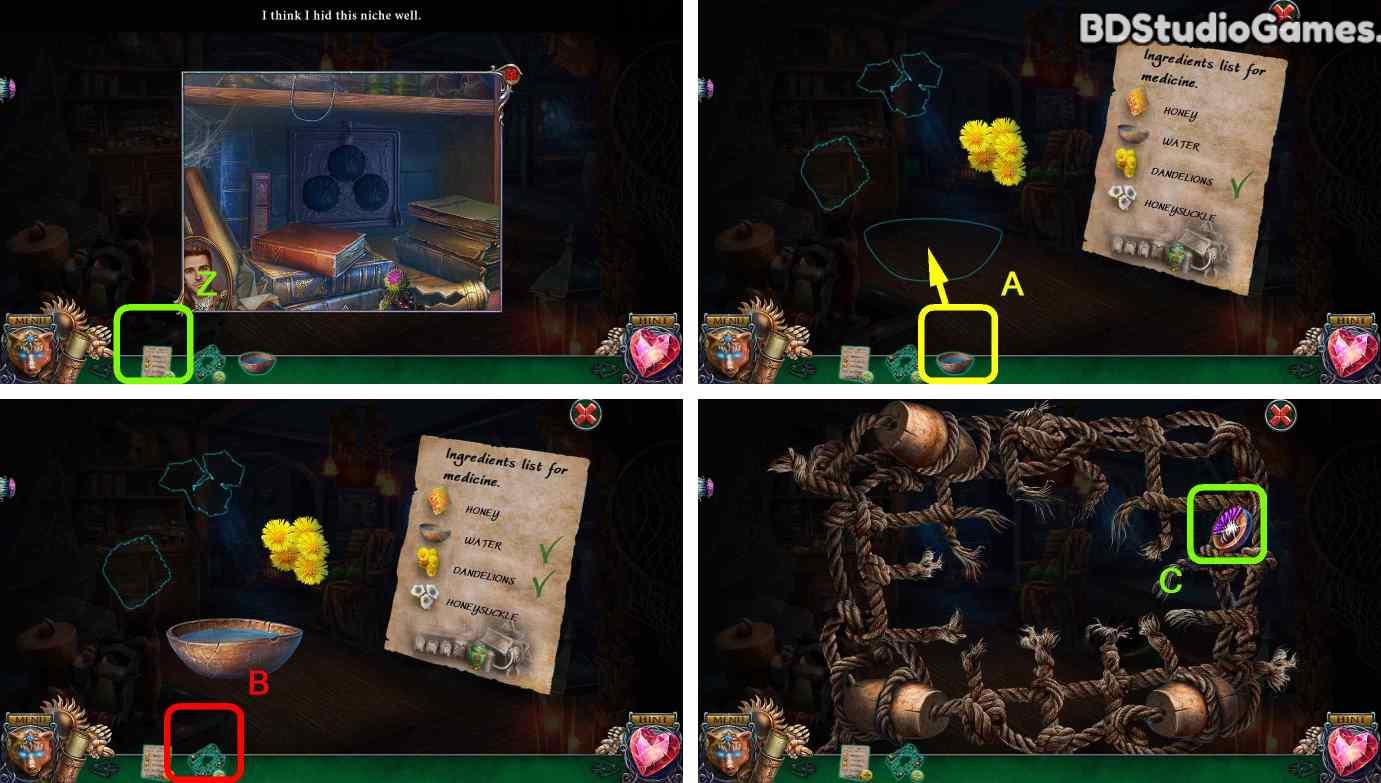 Immortal Love: Bitter Awakening Walkthrough Screenshot 0045