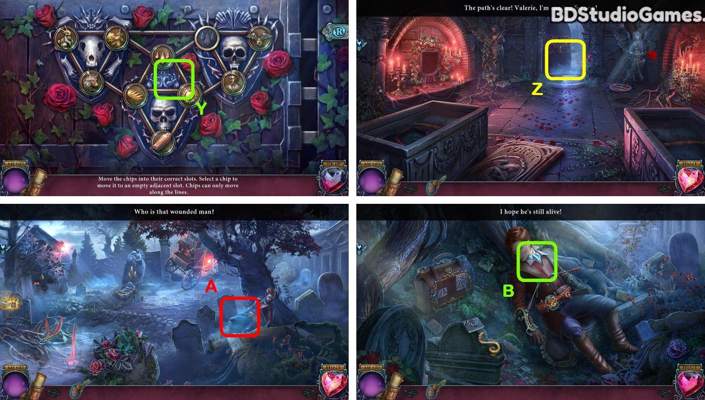 Immortal Love: Kiss Of Night Beta Version Walkthrough Screenshot 0014