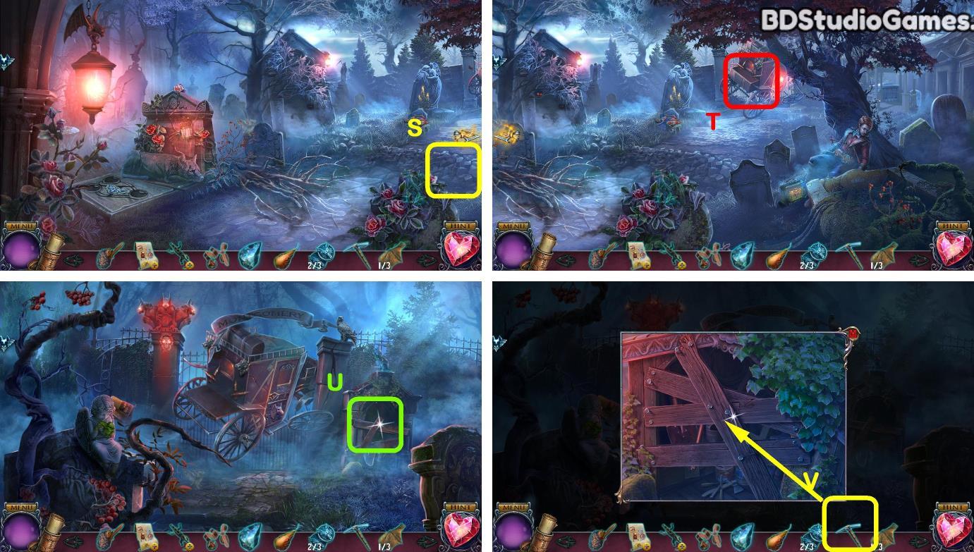 Immortal Love: Kiss Of Night Beta Version Walkthrough Screenshot 0025