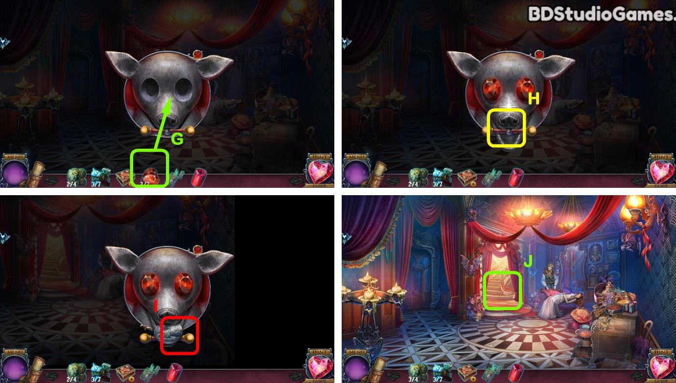 Immortal Love: Kiss of the Night Bonus Chapter Walkthrough Screenshot 0009