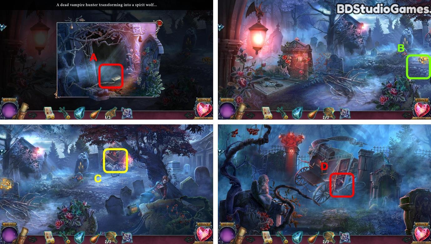 Immortal Love: Kiss of the Night Walkthrough Screenshot 0029