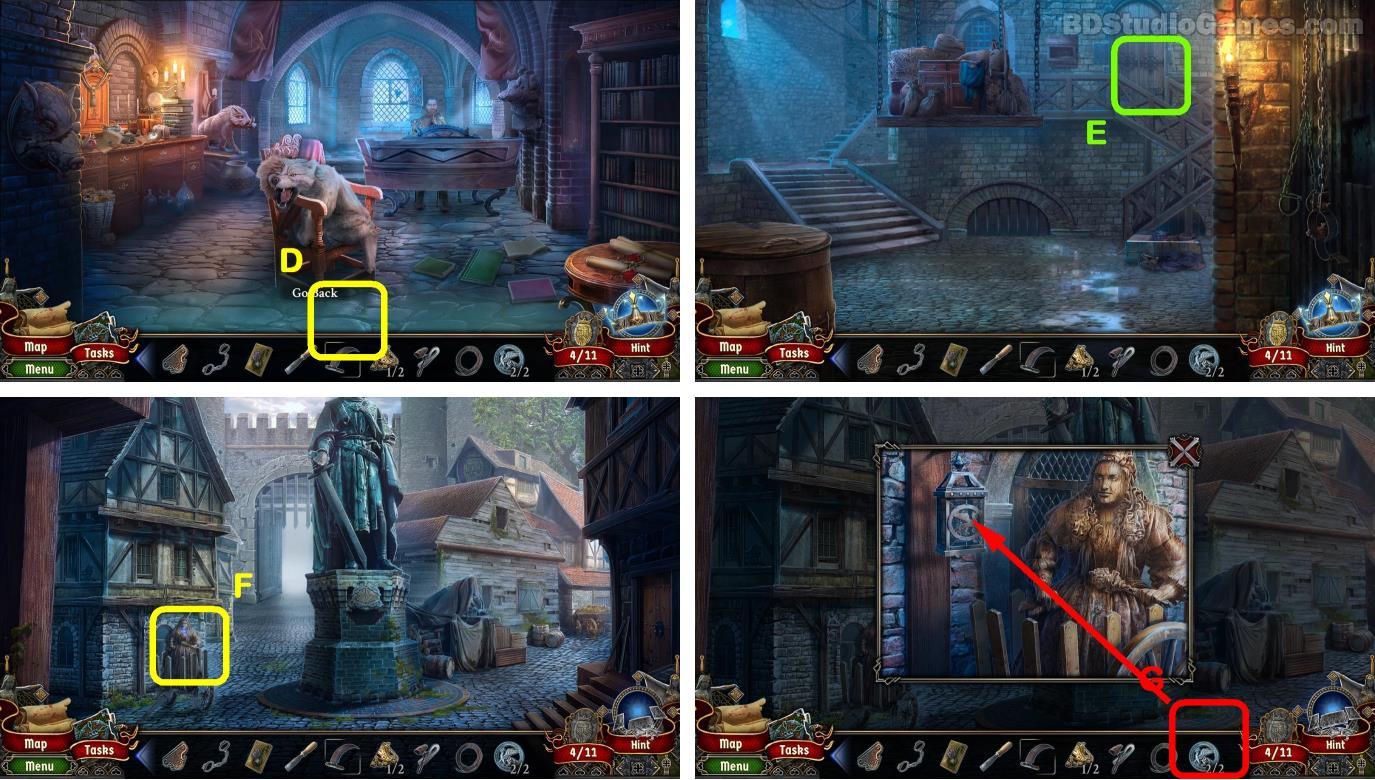 Kingmaker: Rise To The Throne Bonus Chapter Walkthrough Screenshot