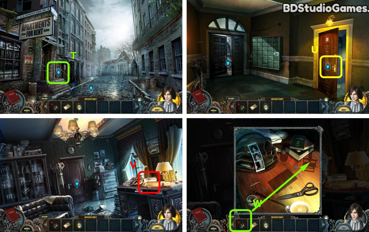 Kronville: Stolen Dreams Walkthrough Screenshot