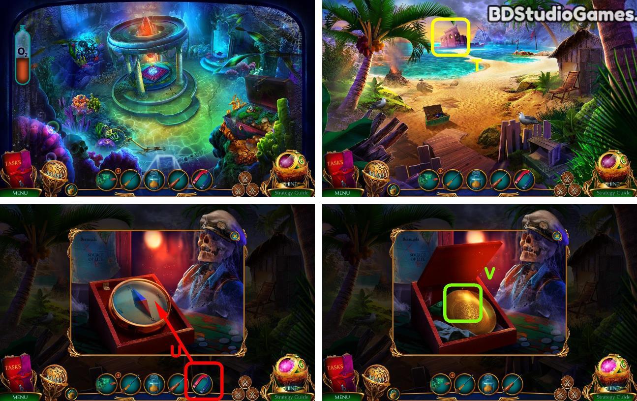 Labyrinths of the World: Lost Island Walkthrough Screenshot 0042
