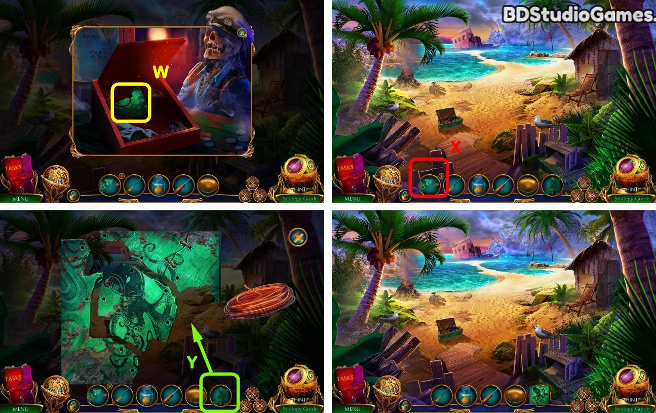 Labyrinths of the World: Lost Island Walkthrough Screenshot 0043