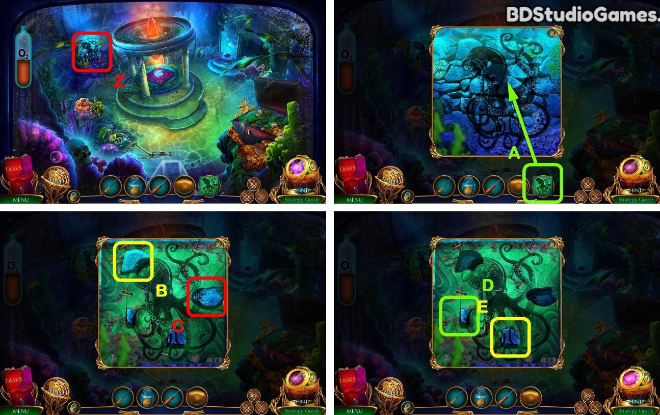 Labyrinths of the World: Lost Island Walkthrough Screenshot 0044
