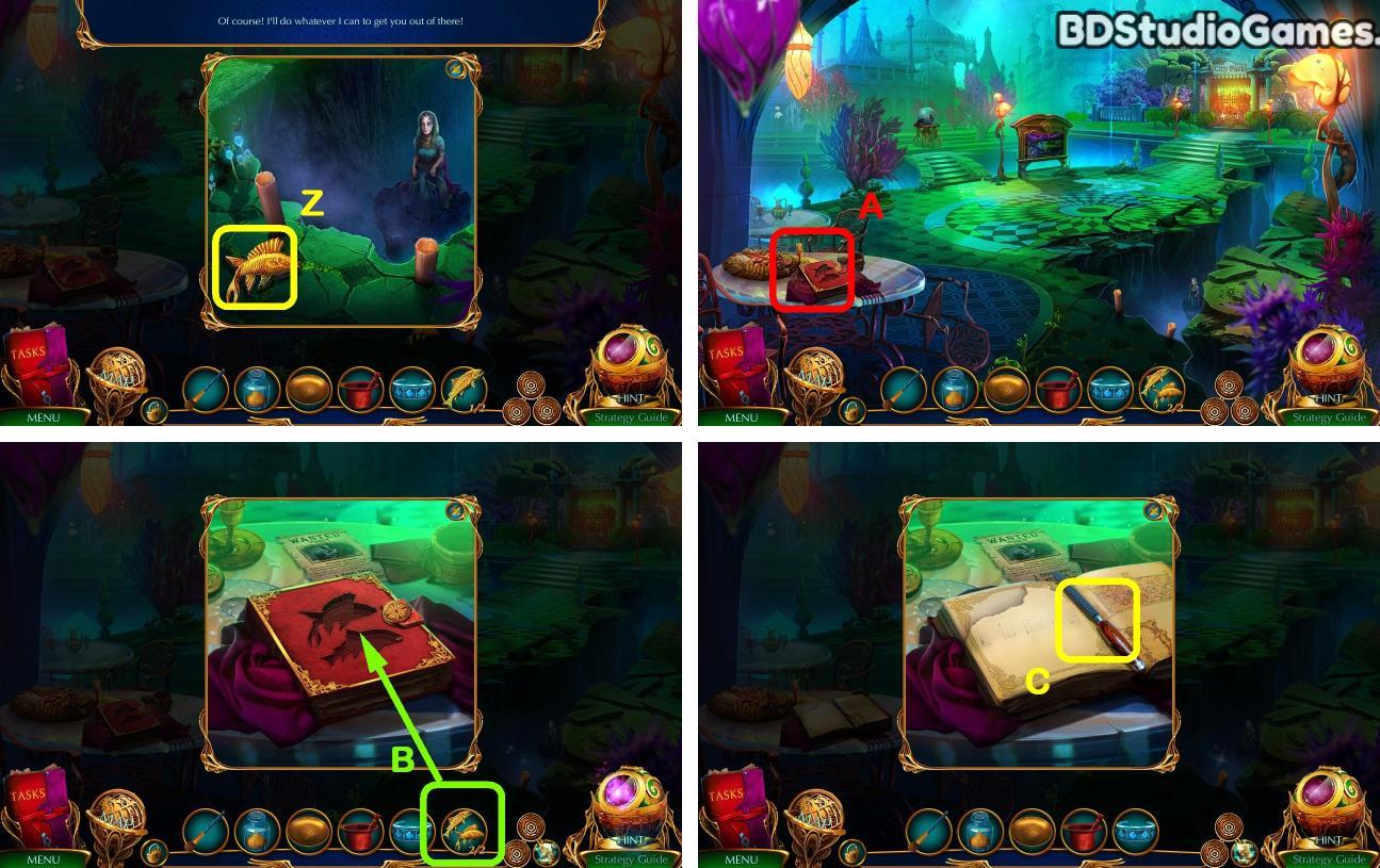 Labyrinths of the World: Lost Island Walkthrough Screenshot 0050
