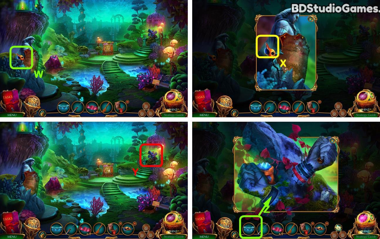 Labyrinths of the World: Lost Island Walkthrough Screenshot 0056