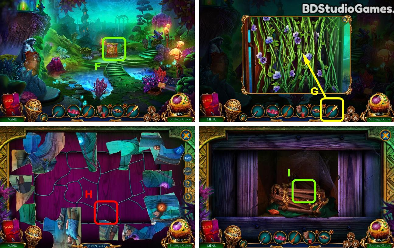 Labyrinths of the World: Lost Island Walkthrough Screenshot 0058