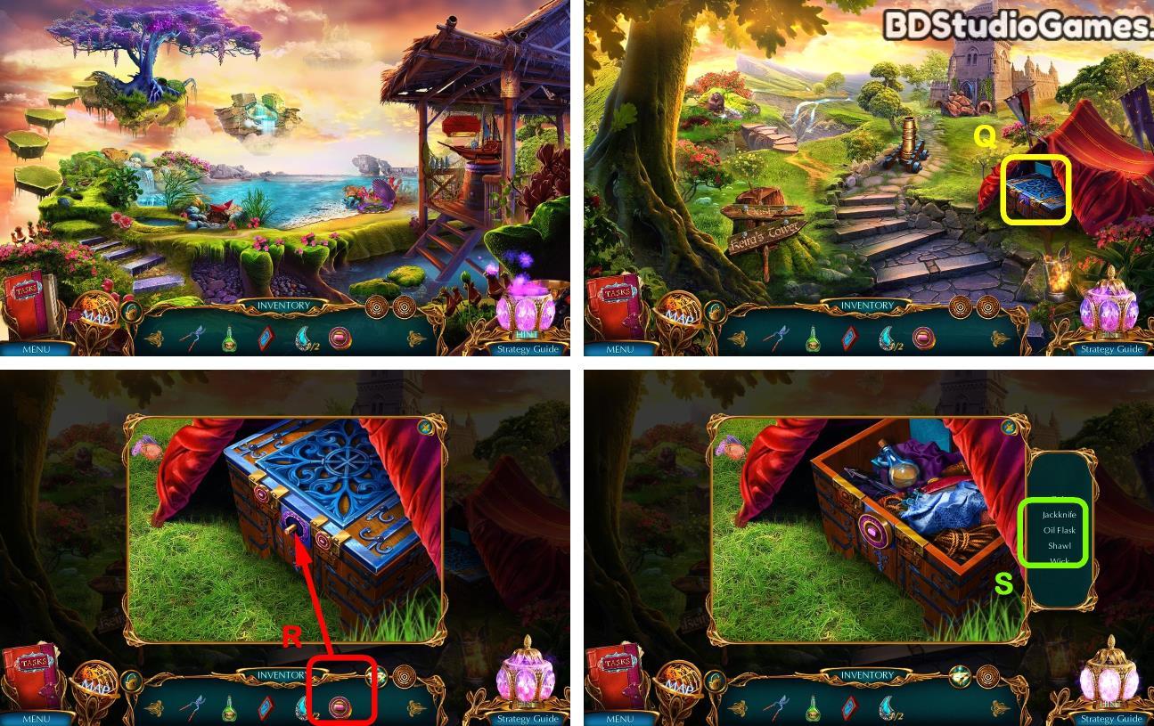 Labyrinths of the World: When Worlds Collide Walkthrough Screenshot