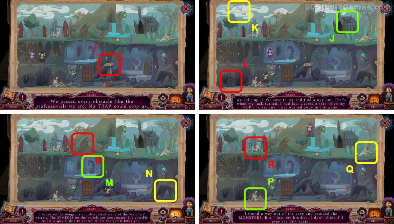 League of Light: The Game Collector's Edition Walkthrough Screenshot