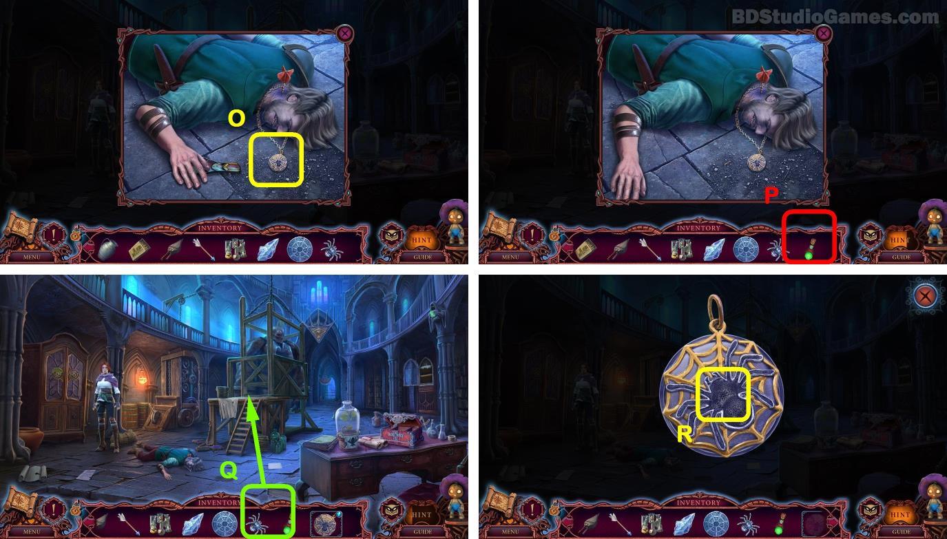 League of Light: The Game Walkthrough Screenshot