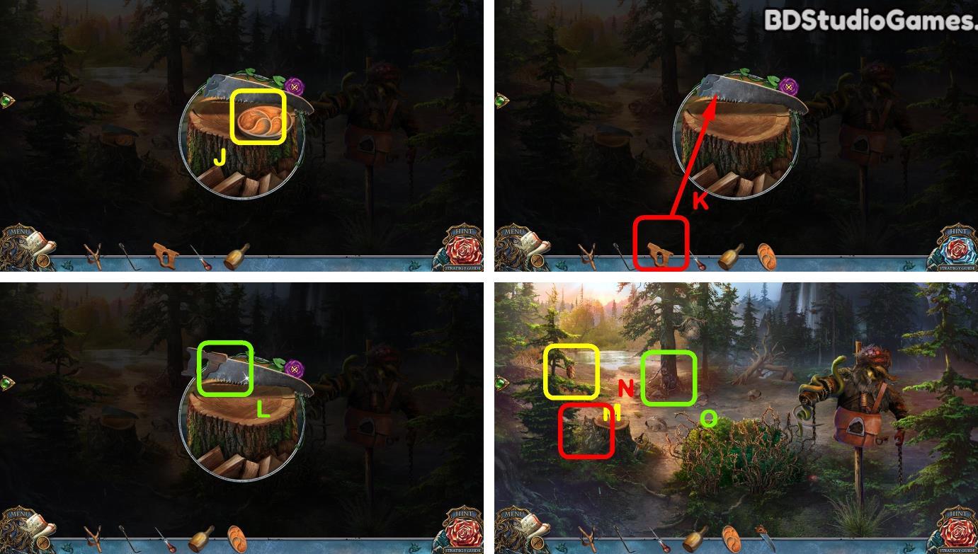 Living Legends: Fallen Sky Bonus Chapter Walkthrough Screenshot 0021