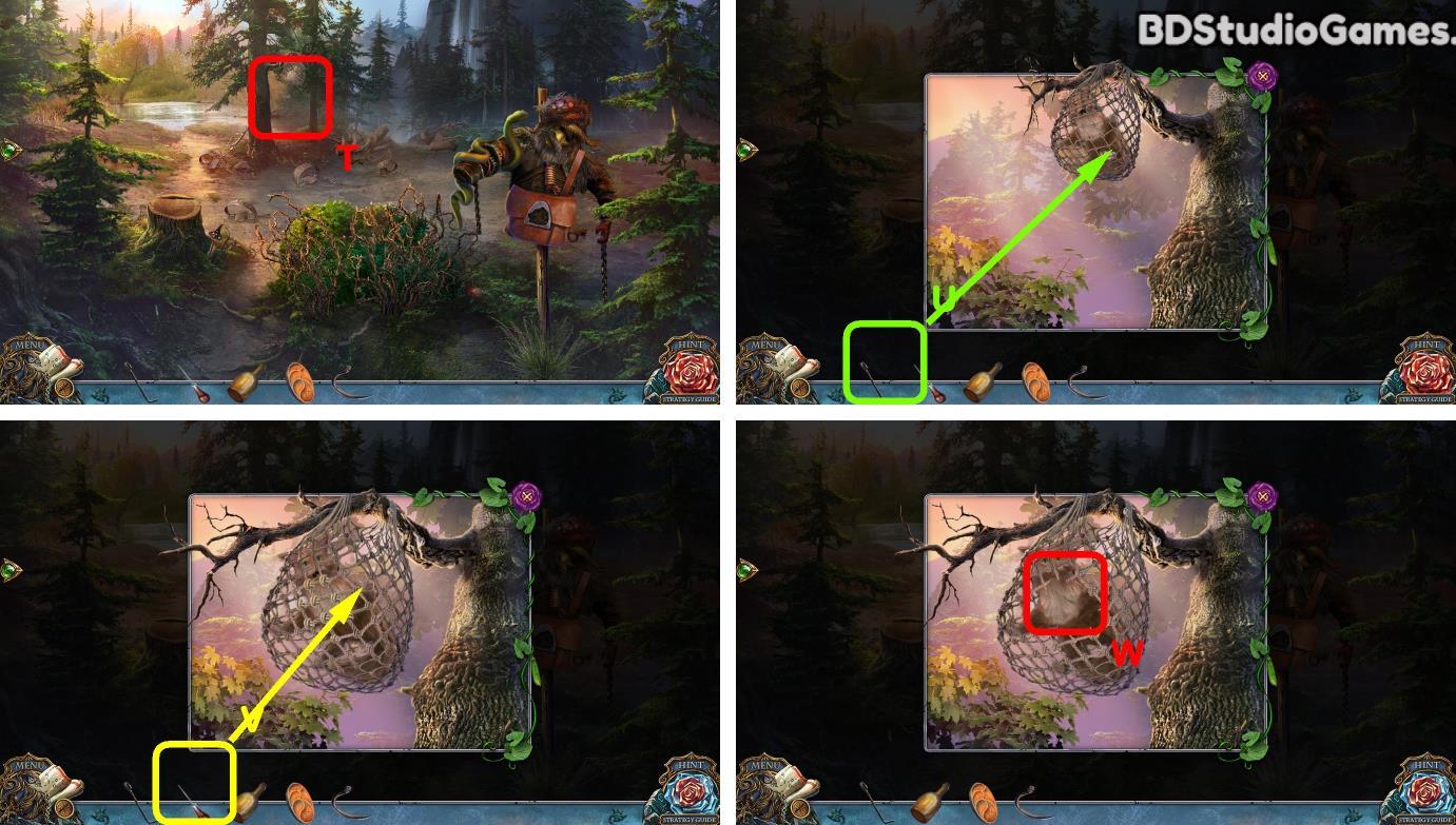 Living Legends: Fallen Sky Bonus Chapter Walkthrough Screenshot 0023