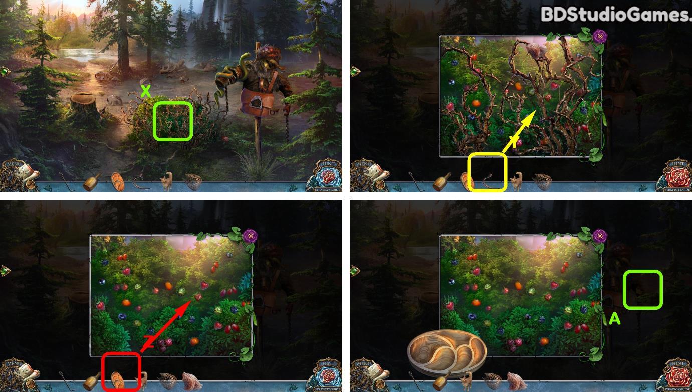 Living Legends: Fallen Sky Bonus Chapter Walkthrough Screenshot 0024