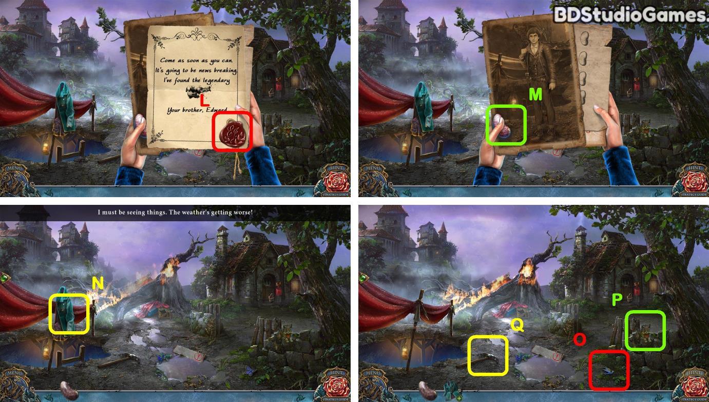 Living Legends: Fallen Sky Walkthrough Screenshot 0002