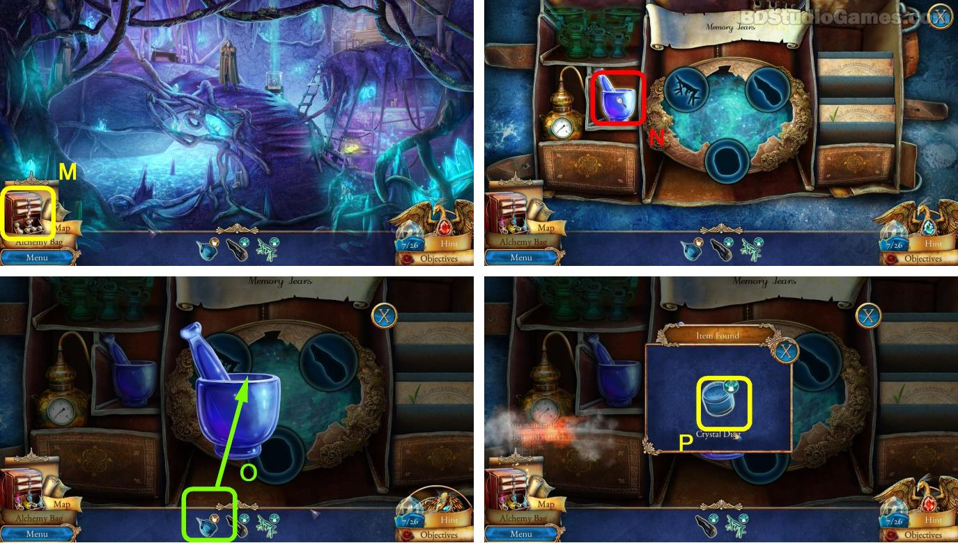 Lost Grimoires: The Forgotten Well Walkthrough Screenshot