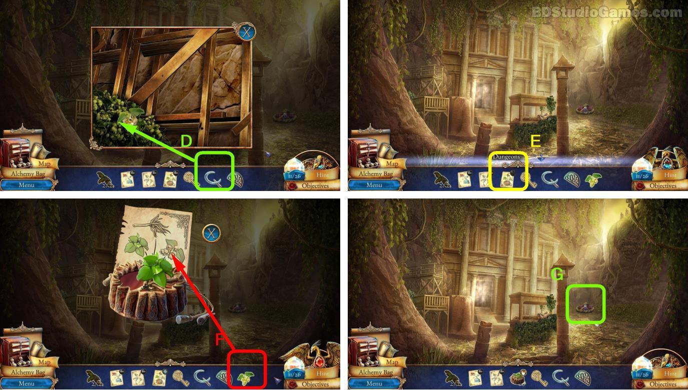 Lost Grimoires: The Forgotten Well Walkthrough Screenshot