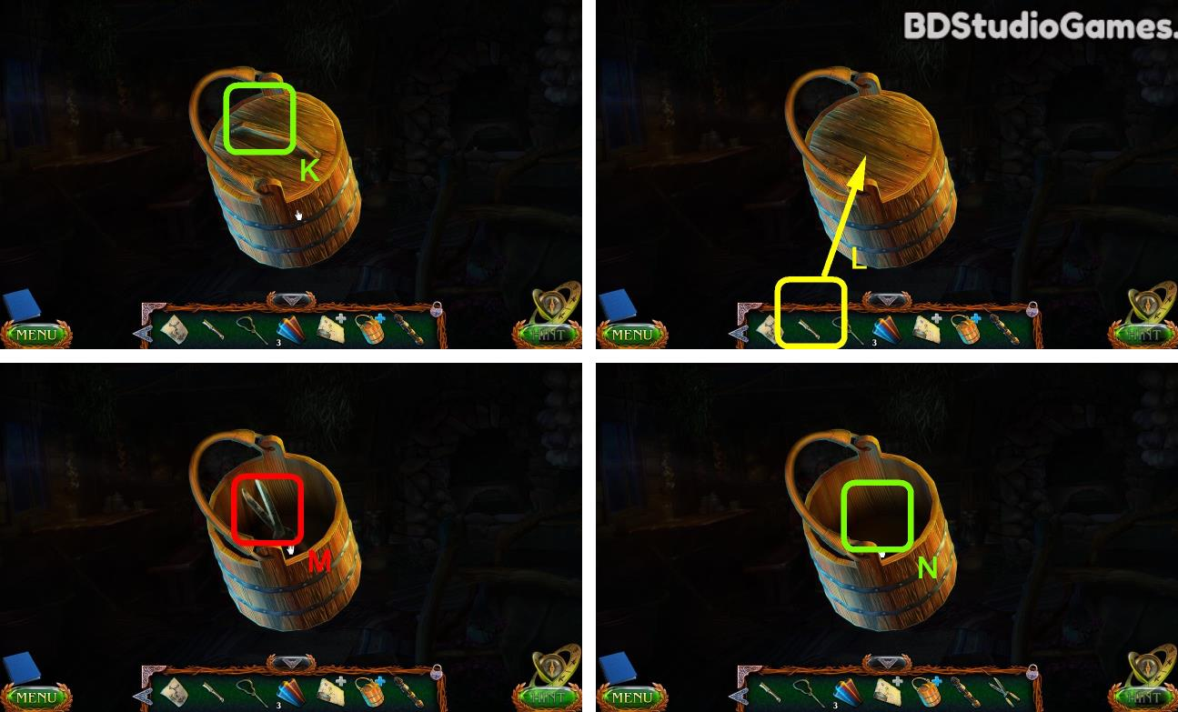 Lost Lands: Mistakes of the Past Beta Version Walkthrough Screenshot